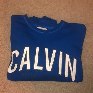 Calvin Kelin long sleeve sweatshirt